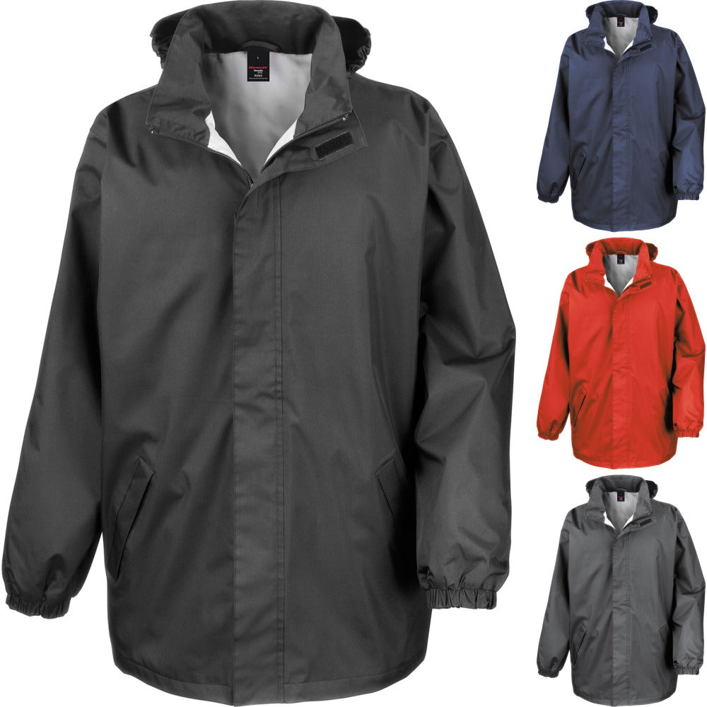 Mens Result Waterproof Core Midweight Winter Jacket Coat