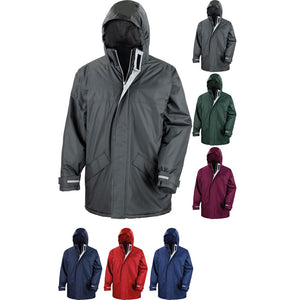 Mens Result Waterproof Winter Warm Core Winter Parka Coat