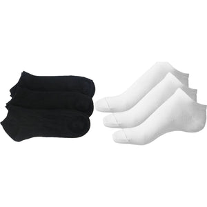 12 x Ladies Short Trainer Sport Socks (Cotton Rich)