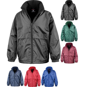 Kid Children Junior Result Core DWL (Dri-warm & lite) Colour Winter Jacket