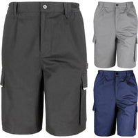 Mens Result Work-Guard Windproof Action Shorts