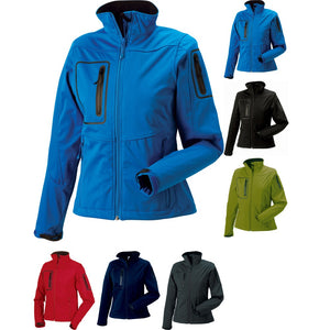 Ladies Women Russell Sports Shell 5000 Colour Jacket Top