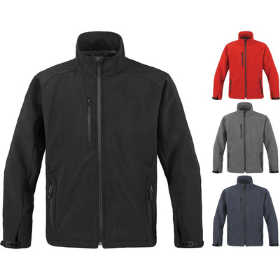 Mens Stormtech Lightweight Sewn Waterproof Breathable Softshell  Jacket Top