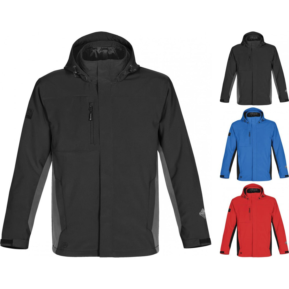 Mens Stormtech Atmosphere 3-in-1 Winter Warm Waterproof Jacket Coat Top (SSJ-1)