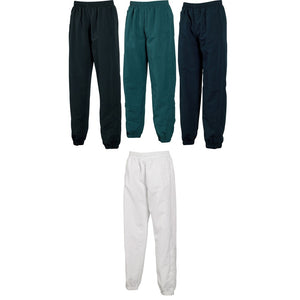 Mens Tombo Lined Microfibre Tracksuit Bottom Pant Trouser