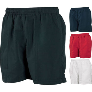 Mens Tombo Polyester Microfibre All Purpose Lined Shorts