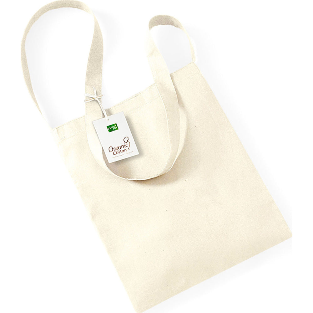 Westford Mill 100% Organic Cotton Sling Tote Bag