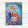 Children Personalised Disney Finding Nemo Hardback Book