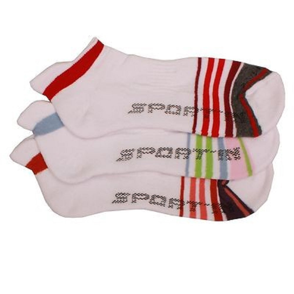 6 x Ladies / Women Cushion Heal Trainer Cushion Sole Sport Socks