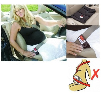 Advanced Bump Belt Maternity Pregnancy Pregnant Mum Bump Car Seat Belt Baby Safe