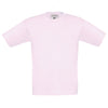 Kids Children Boy Girl B&C Exact 190 100% Cotton Short Sleeve T Shirt