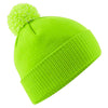 Kid Children Boy Girl Snowstar High Viz Visibility Thinsulate Thermal Beanie Hat