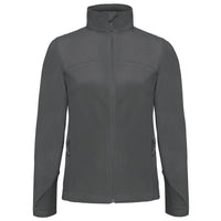Ladies Women Coolstar Ultra Light Micro Fibre Zip Full Sleeve Jacket Top
