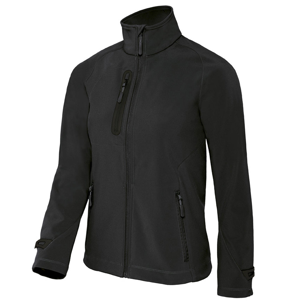 Ladies Women B&C X-Lite Softshell Tripple Layer Light Pack Jacket