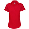 Ladies Women B&C Sharp 100% Cotton Short Sleeve Shirt
