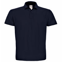 Mena B&C 100% Cotton Plain Polo Neck Collar Shirt