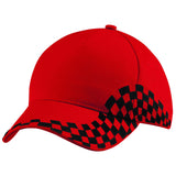 Unisex Adult Men Women Beechfield Grand Prix 100% Cotton Baseball Cap Hat