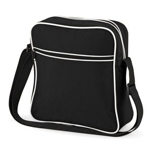 Bag Base Retro Travel Flight Holiday Bag with Shoulder Strap