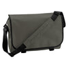 Bag Base Colour Messenger Bag Organiser Adjustable Shoulder Strap