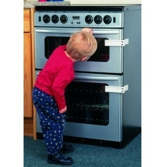 Child Baby Toddler Proof Heat Resistant Kitchen Microwave & Oven Lock