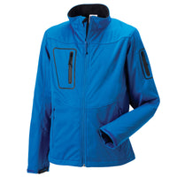 Mens Russell Sports Shell 5000 Colour Active Jacket Top