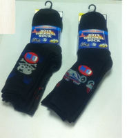 6 x Kids Boys Winter Extra Warm Hot Thick Thermal Socks