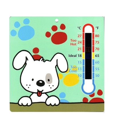 Baby Nursery Room Temperature Thermometer Indicator