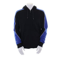 Mens Formula Racing Clubman Cotton Rich Full Zip Hoodie Hooded Top
