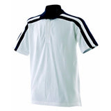 Mens Finden Hales 100% Cotton Racing Polo Neck Short Sleeve Shirt Top