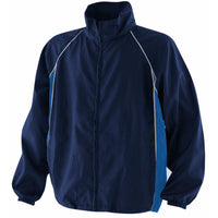 Mens Finden Hales Shower Water Proof Full Zip Training Jacket
