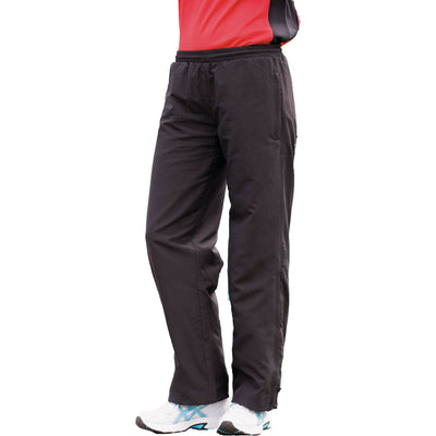 Ladies Women Finden Hales Track Suit Bottoms Pant Mesh Lining