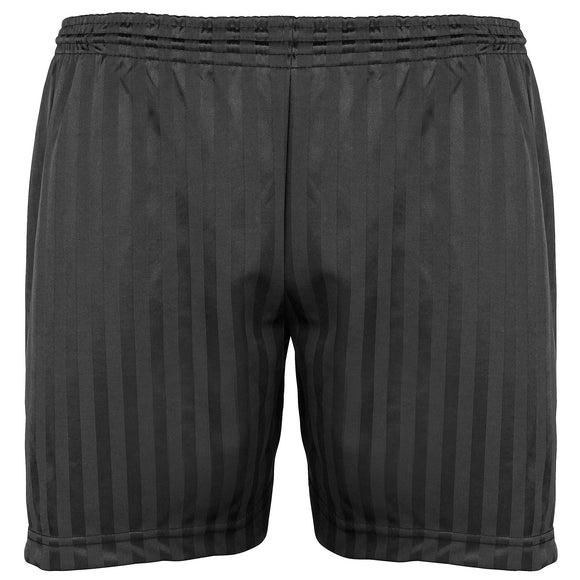 Kids Children Boy Girl BRITWEAR PE School Football Sport Shade Stripe Gym Shorts