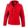 Ladies Women Result Classic Soft Shell Winter Warm Active Jacket