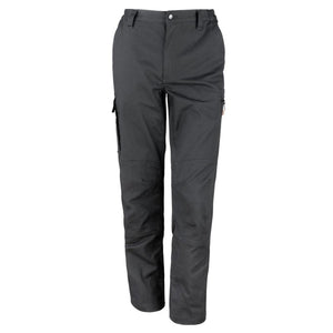 Mens Result Work-Guard Stretch Trouser Pant Bottoms