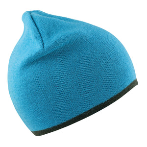 Mens Result Winter Warm Reversible Fashion Fit Hat