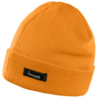 Mens Result Safeguard Lightweight Winter Thermal Thinsulate™ Lining Beanie Hat