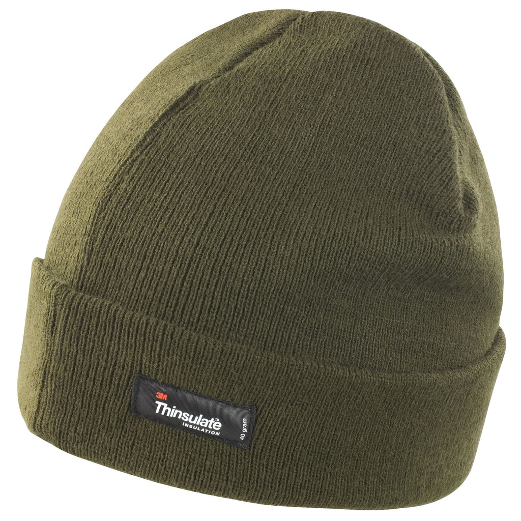 17001621c35 Mens Result Safeguard Lightweight Winter Thermal Thinsulate™ Lining Beanie  Hat