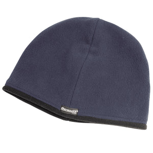 Mens Result Winter Warm Reversible Microfleece Double Active Bob Beanie Hat