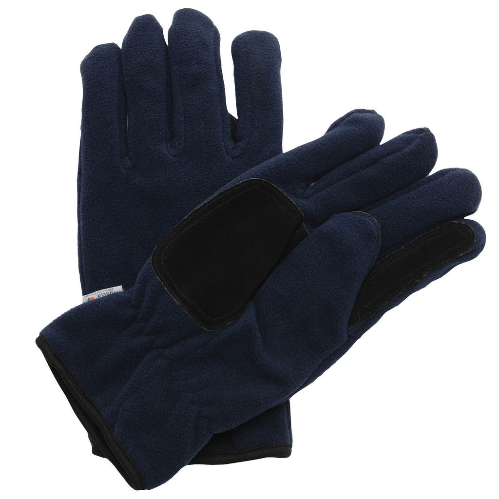 Mens Regatta Winter Warm Thinsulate™ Thermal Insulated Micro Fleece Gloves Grip