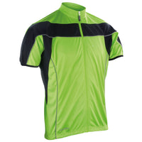 Mens Spiro Bikewear Cycling Cycle Performance Lightweight Full Zip Top