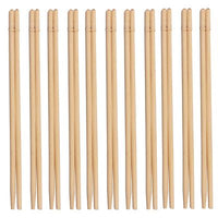 100 (50 Pairs) x Traditional Wooden Wood Bamboo Chinese Chop Stick
