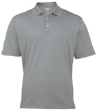 Mens Adidas ClimaLite® Pique Golf Sport Smart Polo Shirt