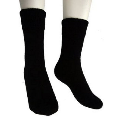 6 x Ladies Soft Brushed Winter Thermal Socks