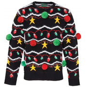 Adult Unisex Men Ladies Women Decoration 3D Christmas Xmas Jumper Sweater Funny