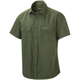 Mens Craghopper Kiwi Short Sleeved Shirt