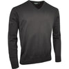 Mens Glenmuir 100% Cotton Super Soft Light Weight V Neck Sweater Top