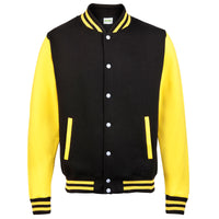 Unisex Men Women AWDis American College Style Cotton Rich Jacket