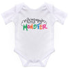 Boy Girl Body Suit Baby Grow Mummys Little Monster
