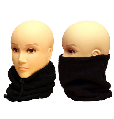 Unisex Warm Winter Neck Warmer Hat Cover