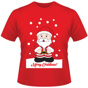 Mens Adult Christmas Xmas 100% Cotton T Shirt Top